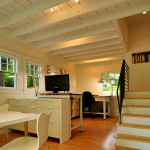 Garage Office Conversion | Wilson Architects