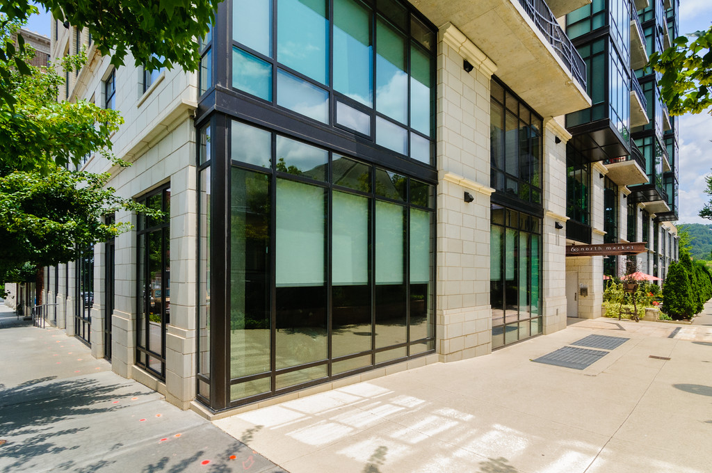 Architectural Design Studio Asheville. Uplevel You is an upfit project in Asheville s 60 N  Market building Trantham Construction Services did a wonderful job with the construction Wilson Architects Inc