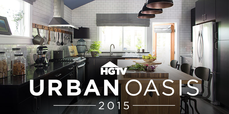 Wilson Architects and HGTV Urban Oasis 2015 | Wilson Architects, Inc.